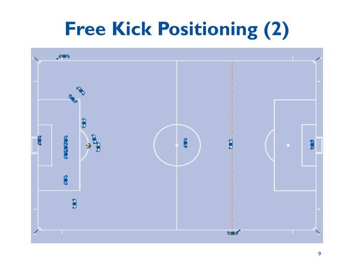 Free Kick Positioning (2)