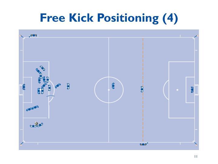 Free Kick Positioning (4)