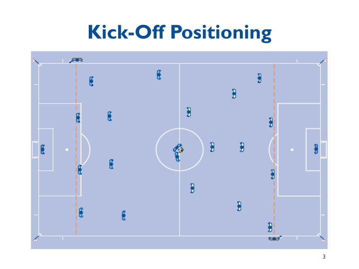 Kick-Off Positioning