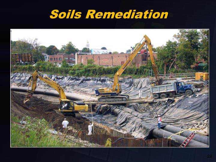 Soils Remediation