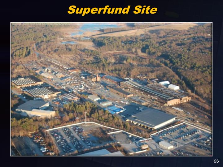 Superfund Site