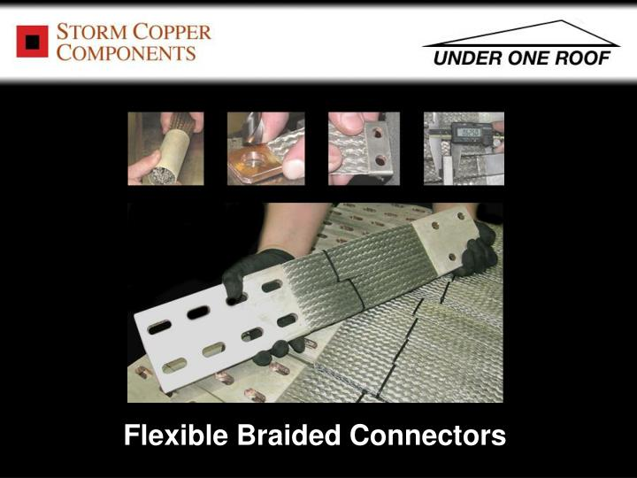 Flexible Braided Connectors