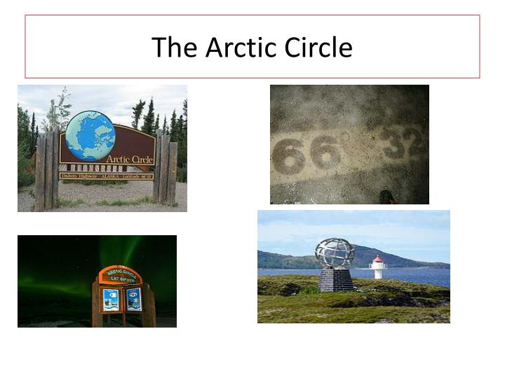 The Arctic Circle