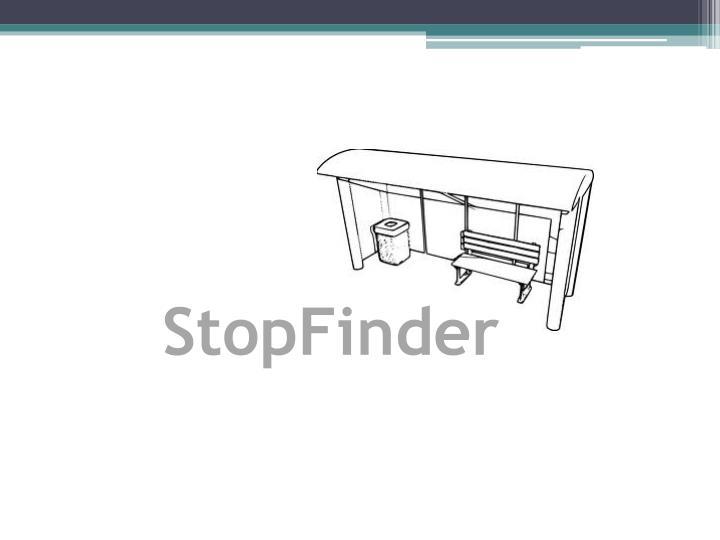 StopFinder