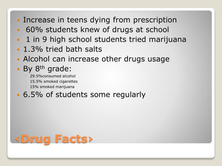 Increase in teens dying from prescription