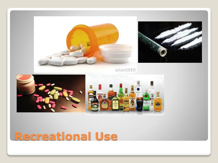 Recreational Use