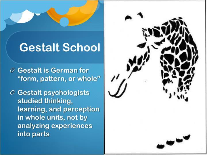 Gestalt School