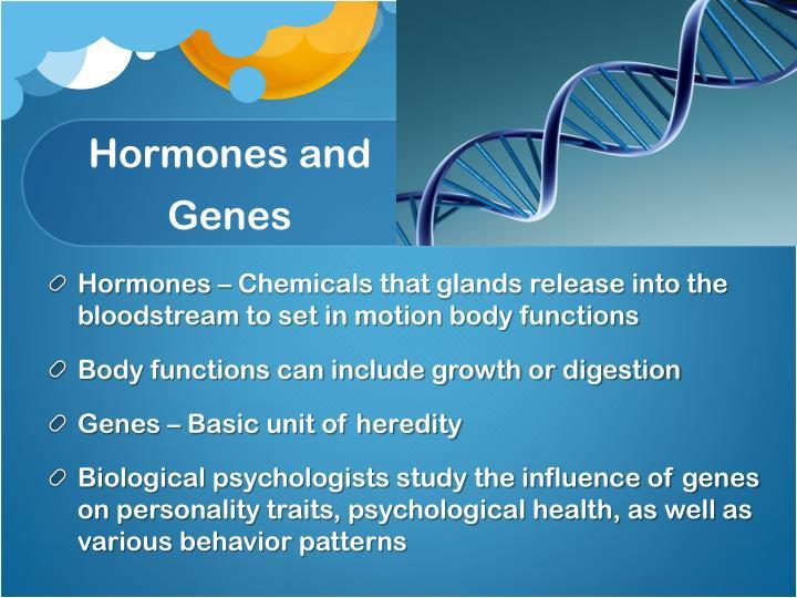 Hormones and Genes