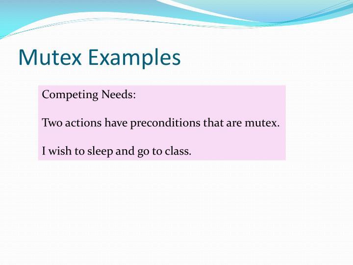 Mutex