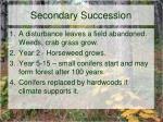 secondary succession2