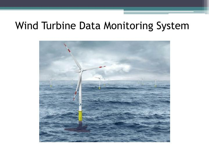 Wind Turbine Data Monitoring System