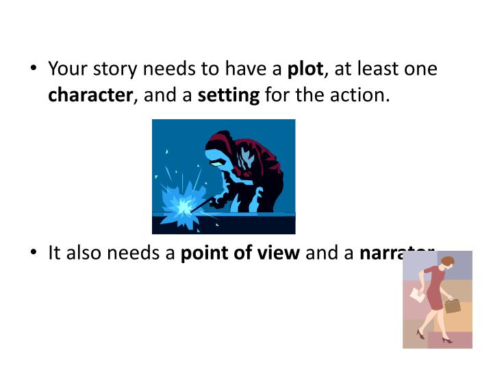 narrative essay powerpoint presentation