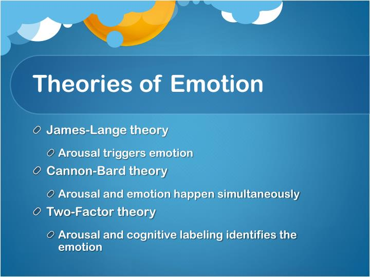 emotions emotion and cannon bard