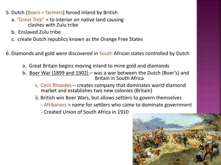 5. Dutch (