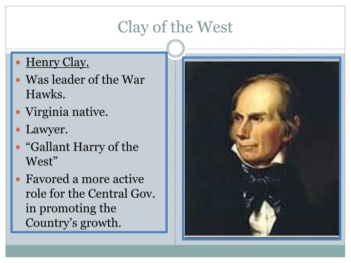 Clay of the West