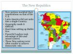 the new republics