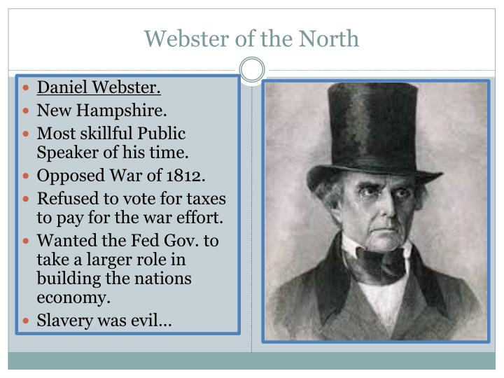 Webster of the North