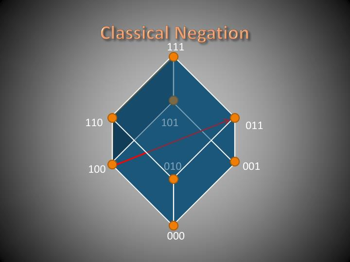 Classical Negation