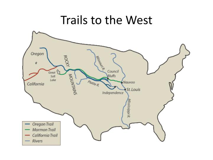 Trails to the West