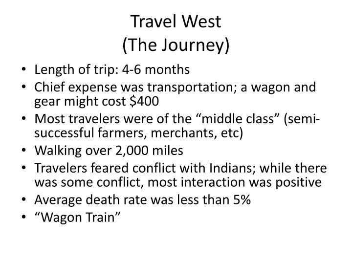 Travel West