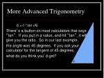 more advanced trigonometry1