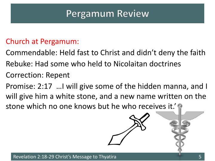 Pergamum Review