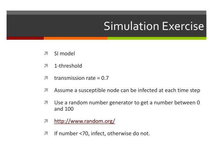 Simulation Exercise