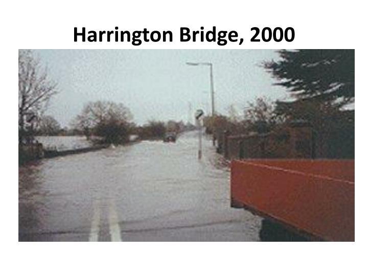 Harrington Bridge, 2000