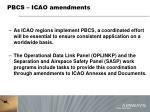 pbcs icao amendments1