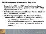 pbcs proposed amendments doc 9869