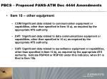 pbcs proposed pans atm doc 4444 amendments3