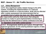 rcp annex 11 air traffic services2