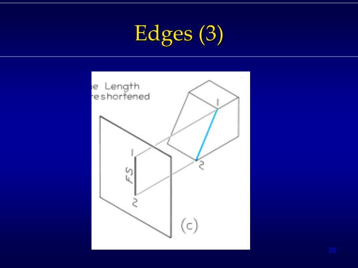 Edges (3)