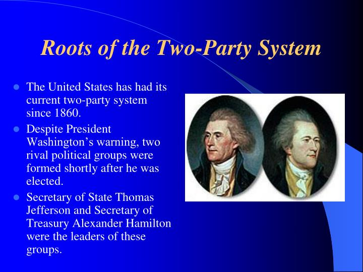 Roots of the Two-Party System