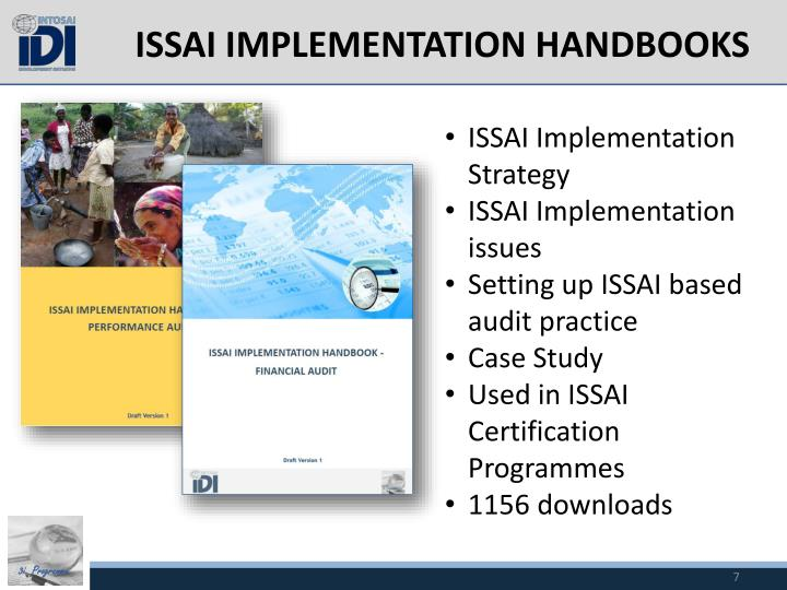 ISSAI Implementation Strategy
