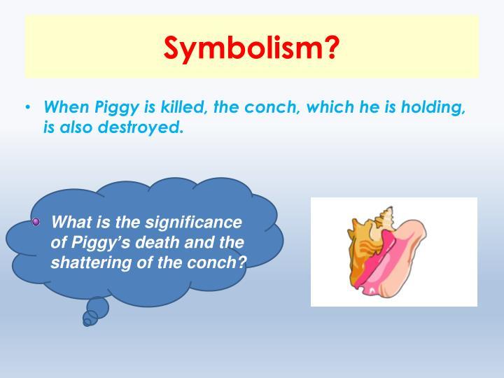 Symbolism?