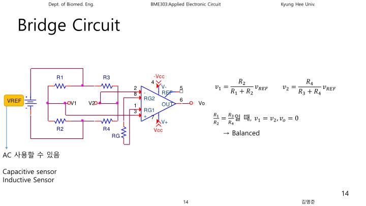 Bridge Circuit
