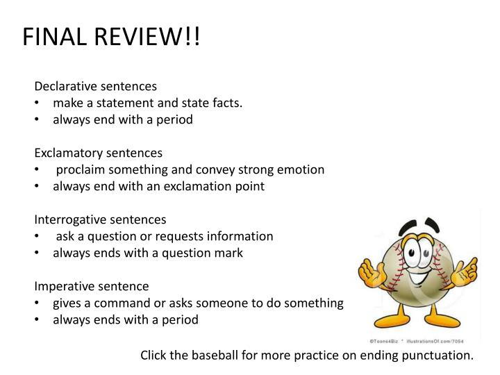 FINAL REVIEW!!