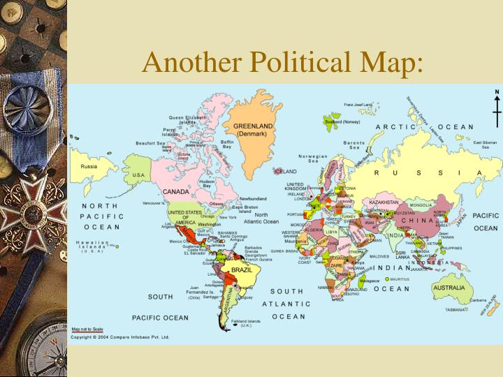 Another Political Map: