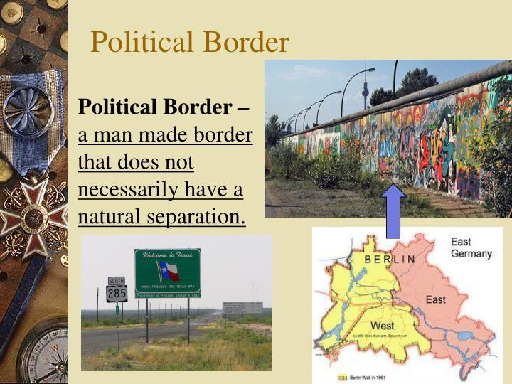 Political Border