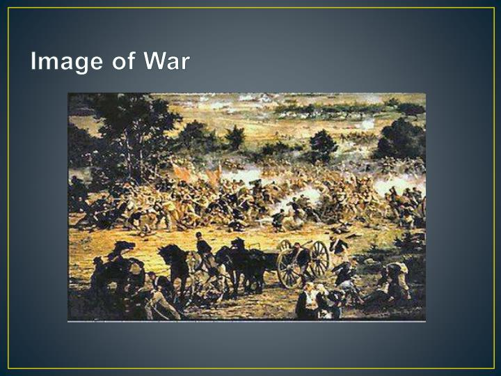 Image of War
