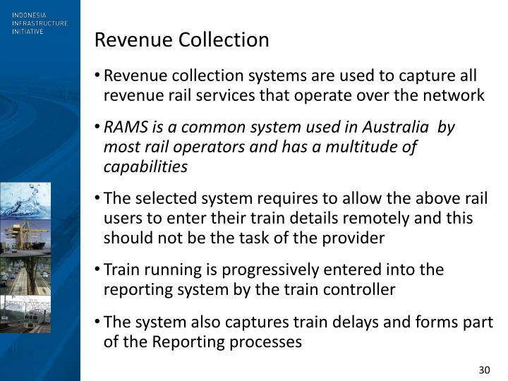 Revenue Collection