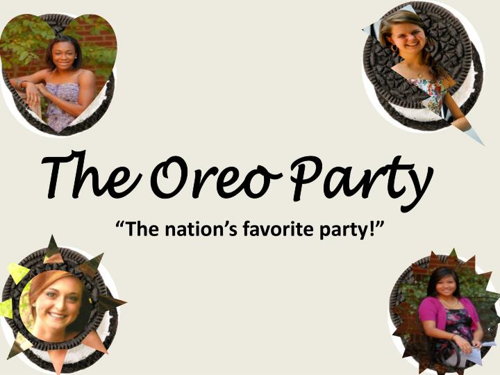 The nation s favorite party