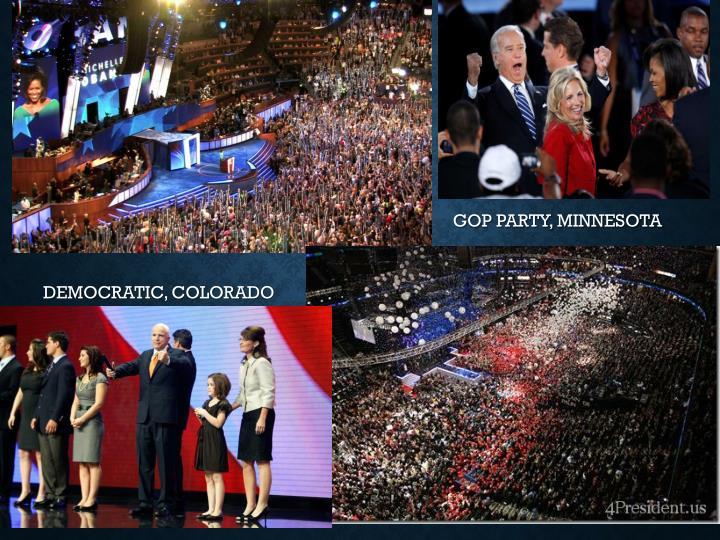 GOP PARTY, MINNESOTA
