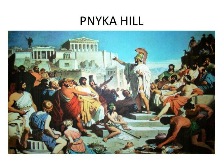 PNYKA HILL
