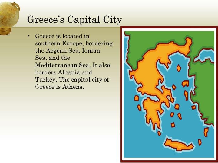 Greece's Capital City