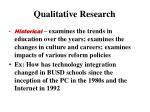 qualitative research2