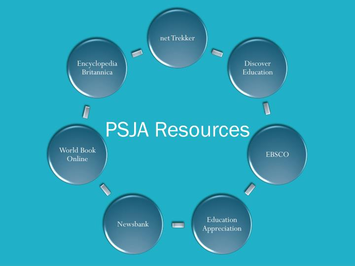 Psja resources