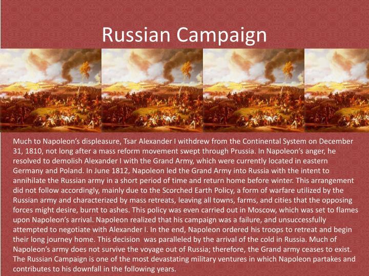 Russian Campaign