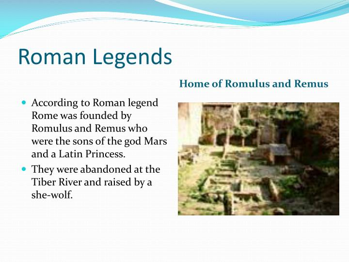 Roman Legends